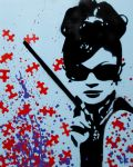 audrey puzzle by CitizenChad