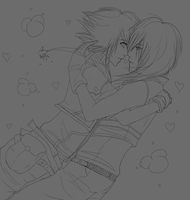 Falling for you WIP by Maximum-Delusion