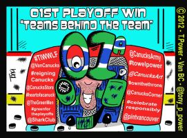 Teams Behind The Winning Team - ToNy (Together) by tony-p-power