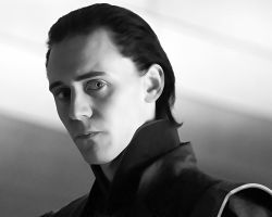 Tom Hiddleston. Loki by StalkerAE
