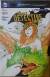 Blanks: Poison Ivy by redgvicente