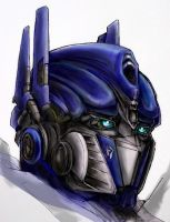 Optimus Prime by Swiper-dA