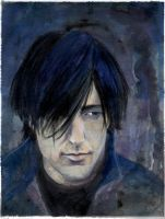 Trent Reznor by jennieannie