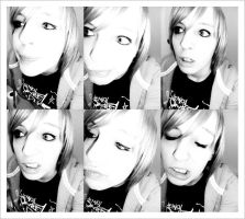 WTF faces by zombietragedy