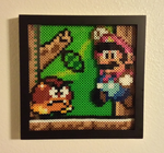 Mario World 2.5D by psycosulu
