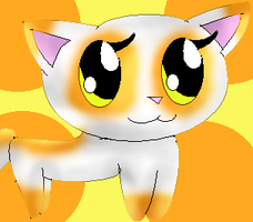Cat by 222222555555