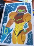 Samus Aran - I'm a girl by DarkraDx