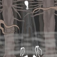 The SlenderMan by angelobelmont