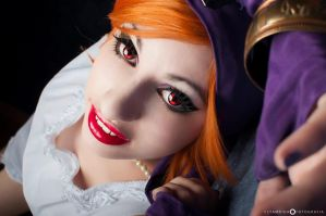 Mafia Jinx - League of legends cosplay by pink-hika