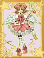 Cardcaptor SAKURA by theamazingwrabbit