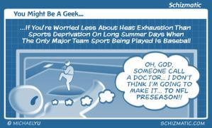 You Might Be A Geek #8 by schizmatic