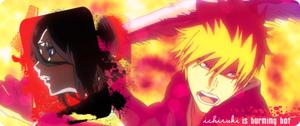 ichiruki is burning hot by simplyKia
