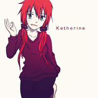 Request :: Katherine by BecomeOneDa