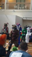 Fursuit Charades pic. 3 by mikeray87