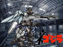 [Death Machine] Grand Mechagodzilla by GIGAN05