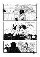 Azzedar the Dragon Hunter - Pg06 by Azzedar-san
