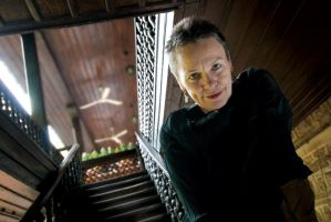 Laurie Anderson 1 by Galevski