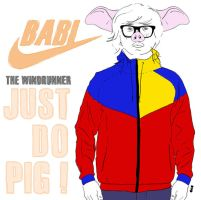 JUST DO PIG by AFDROBOY