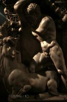Heracles at his 10 th labour by Hermetic-Wings