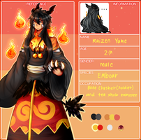 [Millennium-City App] Raizen Yume by Tea-Adoptables