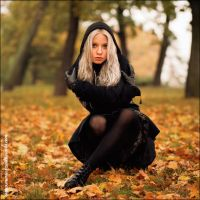 Autumn Portrait by vvolfmann