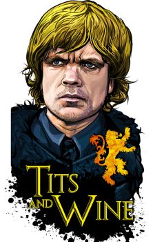 Tyrion Lannister by powerhouse-bg