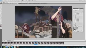 FBTW animation in progress 2 by Lapis-Razuri