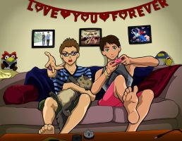 Love You Forever by PatMichael