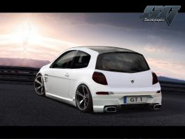 Renault Clio by adam4186