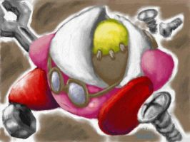 Kirby - From the Academy by Minon