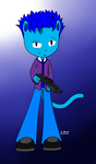 Armed and Ready: Scratchy by Call-Me-Jack