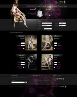 Ballerina Shop by Ahelor