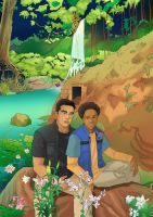 Danny and Max by Autumn-Sacura
