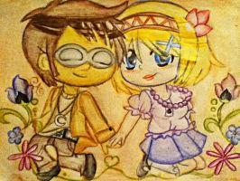 APH-You and I by vanille913
