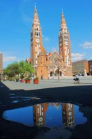 Cathedral Square(Szeged) by LAckas