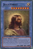 TS cards 27: Jesus Christ by TalkingStick