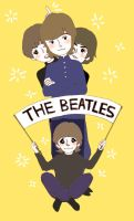 Beatles by 111ichi111