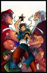 Street Fighter by puzzlepalette