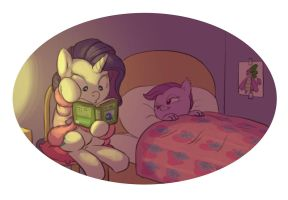 Story time by Siansaar