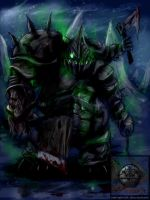 Armored Abomination by vempirick