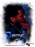 Photo Edit: Jaime by EfGraphicDesing