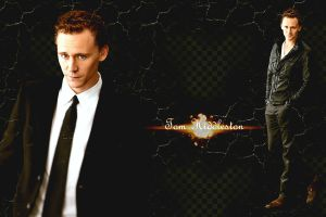 Tom Hiddleston by slaveformusic