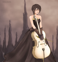 Carol Cello by marvipacete