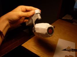 Portal Camera Papercraft by Blackhawk2955
