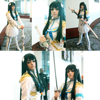 Satsuki Cosplay by Simply-Psycho