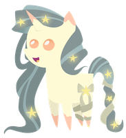 Comission: mini Startrail by ForeshadowART