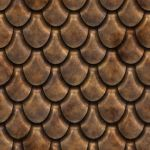 Scales metal seamless texture 1 by jojo-ojoj