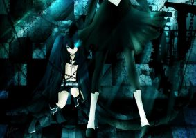 BRS vs Dead Master by FionaCanajART