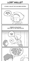 ToaG: Lost Wallet by TriaElf9