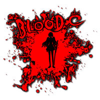 Blood C Motive Art (Test) by Grumbeerkopp